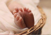 A newborn baby's feet | Representational image | Pixabay