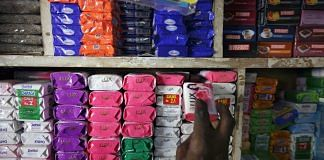 A man takes a bar of Hindustan Unilever Ltd. Lux soap off a shelf at a store in Mumbai, India. (Representational Image) | Photographer: Kuni Takahashi | Bloomberg