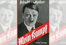 Adolf Hitler's autobiography Mein Kampf | Wikimedia Commons