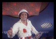 Actor Rishi Kapoor in a still from the film Hum Kisisi Kum Naheen.