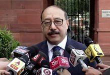 File image of Foreign Secretary Harsh Vardhan Shringla   Photo: ANI