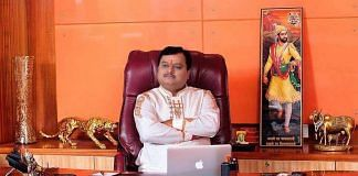 File photo of Editor-in-chief of Sudarshan News Suresh Chavhanke