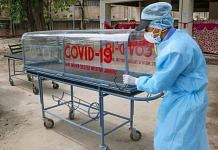 Covid-19 waste management guidelines issued by CPCB. Representational image. Photo | PTI
