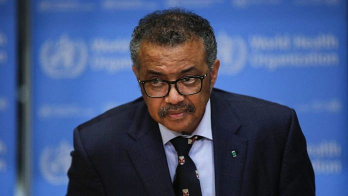 File photo | Tedros Adhanom Ghebreyesus, director general of the World Health Organization (WHO) | Stefan Wermuth/Bloomberg