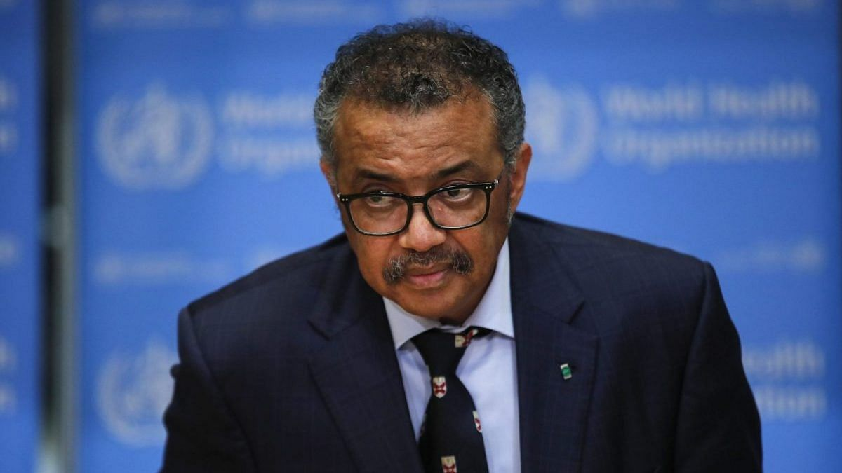 Who And China Covered Tedros Past But What Is Worrying Is How India Fell For It