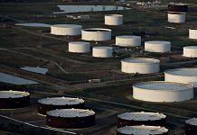 Representational image Oil storage tanks in Cushing, Oklahoma. Photographer: Daniel Acker/Bloomberg