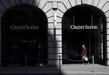 Credit Suisse Group. Photo| Bloomberg