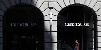 Credit Suisse Group. Photo  Bloomberg