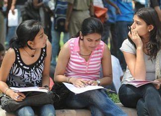 Representational Image   Students at Delhi University   Photo: www.du.ac.in