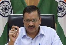 Delhi Chief Minister Arvind Kejriwal | Photo: ANI