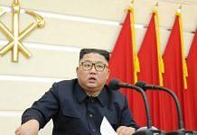 File image of North Korean leader Kim Jong-un   Photo: ANI via Reuters