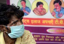 Representational image of a tuberculosis patient | File photo: PTI