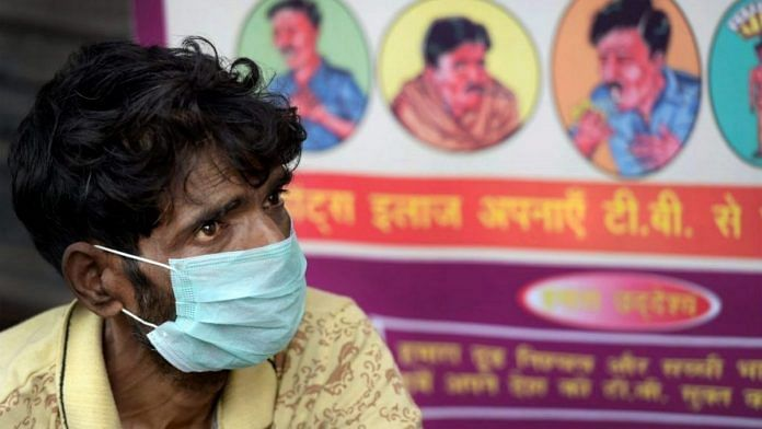 Representational image of a tuberculosis patient | File photo: PTI