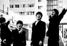 File photo | The Beatles i Hötorgscity, Stockholm 1963 | Wikimedia Commons