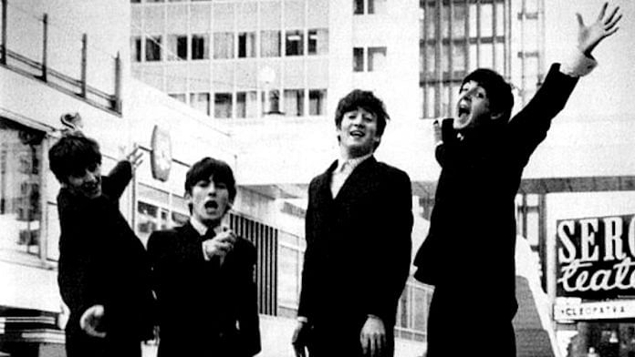 File photo | The Beatles i Hötorgscity, Stockholm 1963 | Wikimedia Commons