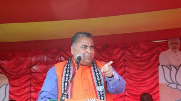 Sunil Deodhar | Official Twitter handle @Sunil_Deodhar