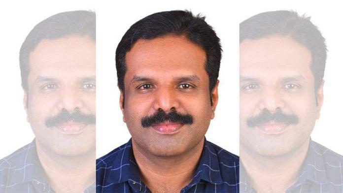 Critical care specialist Dr. Anoop Kumar | By special arrangement
