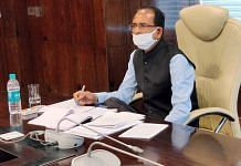 File photo of Madhya Pradesh Chief Minister Shivraj Singh Chouhan in Bhopal   ANI