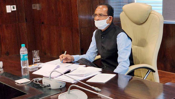 Khaskhabar/मध्य प्रदेश में कोरोना के बढ़ते मामले को लेकर शिवराज सरकार फिर