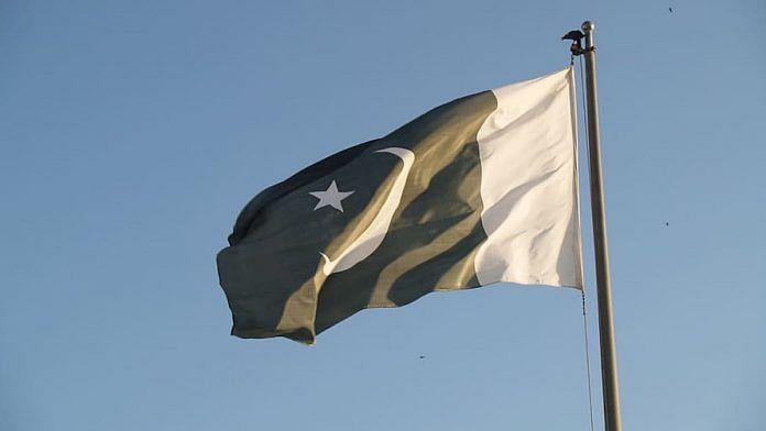 Representational image | Flag of Pakistan | Commons