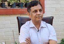 Immunologist Dr Gobardhan Das. | Photo: Ujita Bhardwaj/ThePrint