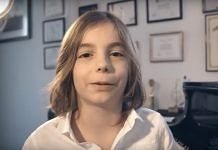 Seven-year-old piano prodigy Stelios Kerasidis | YouTube screengrab