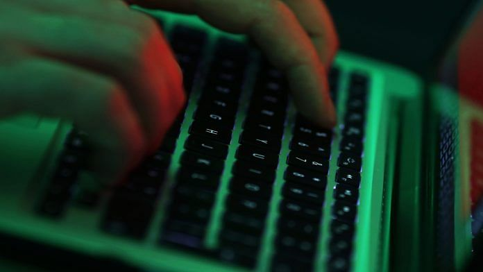 A person using laptop | Representational Image | Chris Ratcliffe | Bloomberg