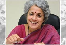 Dr Soumya Swaminathan | Twitter: @doctorsoumya