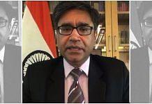 India's ambassador to China Vikram Misri