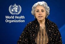 A file photo of WHO chief scientist Dr Soumya Swaminathan. | Photo: YouTube