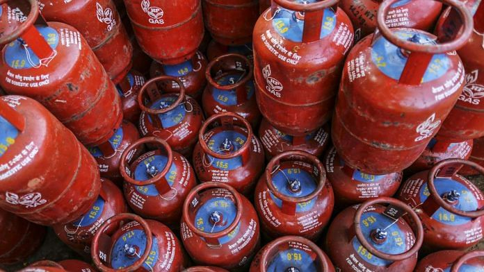 India is likely to refrain from LPG buying on the spot market for the next few months. Photo | Bloomberg