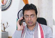Chief Minister of Tripura Biplab Deb | Twitter | @BjpBiplab