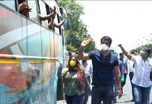 Sonu Sood organises buses for stranded migrants and students