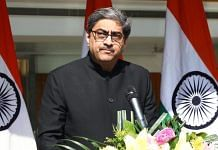 Gautam Bambawale, former Indian envoy to China