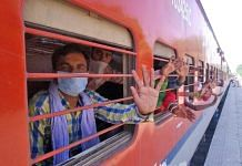 Migrant labourers depart for their hometowns from Mohali, Friday   Representational image   ANI