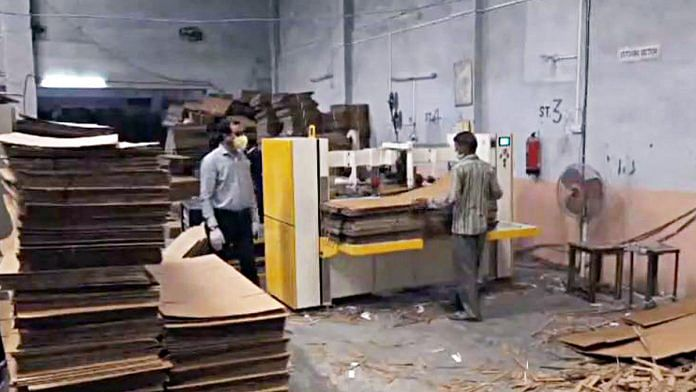 Workers in a factory (representational image) | Photo: ANI