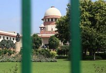 Supreme Court of India | Photo: Manisha Mondal | ThePrint