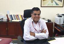 Expenditure secretary T. V. Somanathan | ThePrint