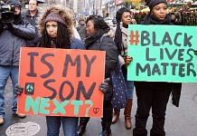 File photo of a Black Lives Matter protest | Commmons