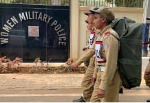 Women recruits at the Corps of Military Police Centre and School in Bengaluru | Rohini Swamy | ThePrint