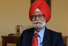 Hockey Olympian Balbir Singh 'Senior'