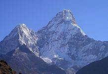 Mount Everest. Image | Pixabay