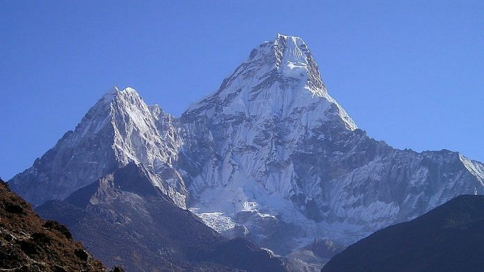 Mount Everest is 8,848.86 metres tall: Nepal & China after remeasurement