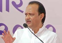 A file photo of Maharashtra Deputy Chief Minister and NCP leader Ajit Pawar. | Photo: ANI