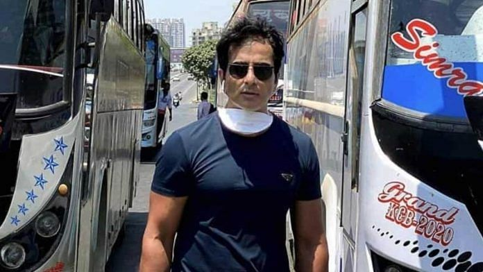 Actor Sonu Sood | Twitter
