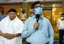 A file photo of Jharkhand Chief Minister Hemant Soren. | Photo: ANI