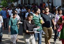 Representational image for college students | Photo: PTI