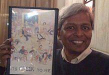 File photo of principal scientific adviser K. VijayRaghavan | @KVijayRaghavan | Twitter