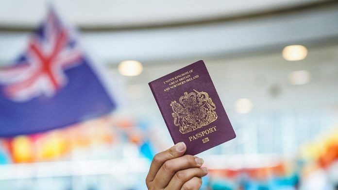 China warns United Kingdom not to offer citizenship to Hong Kong residents