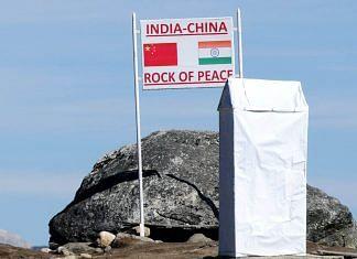 Indian Army personnel keep vigilance at Bumla pass at the India-China border in Arunachal Pradesh | Photographer: Biju Boro via Getty Images | Bloomberg